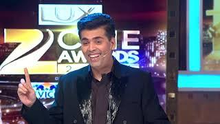 Closing Words | Karan Johar & Shahid Kapoor | Zee Cine Awards 2016