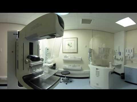 360 tour of the Highland Breast Screening Centre, Raigmore Hospital