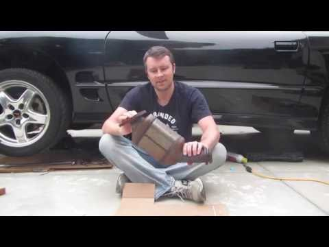 Replacing My Catalytic Converter - Part 1