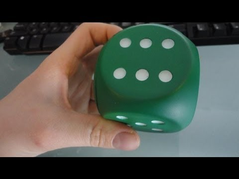 GIANT LOADED DICE
