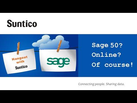 HOA: Sage 50? online? really?