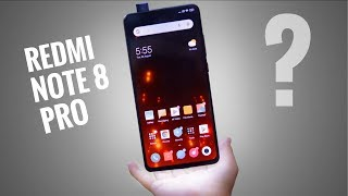 This is Redmi Note 8 Pro !