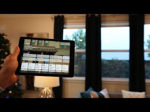 Apple set up a smart home to demo Home app