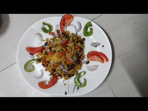 How to make Murmura bhel | Murmura chaat | Bhel - Puffed Rice Bhel