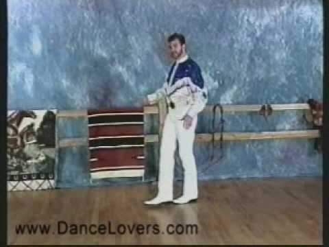 Learn to Dance the Country Two Step - Volume 2 - Ballroom Dancing