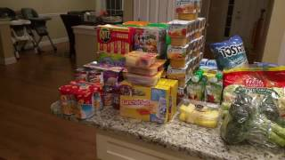 WWSP Grocery Haul!