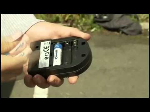 Ultra Hi-Tech Parking Sensor