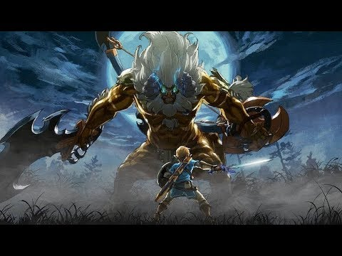 Breath of the Wild | Master Sword, Master Mode