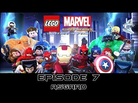 LEGO Marvel : L'Univers en Péril (iPad) #7