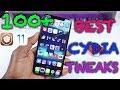 100+ Best Cydia Tweaks For iOS 11 Electra Jailbreak