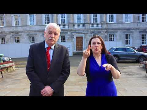 Irish Sign Language recognition