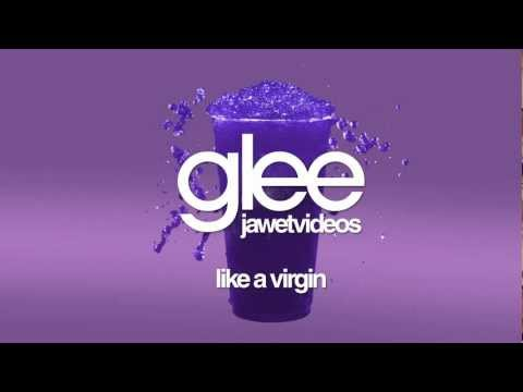 Glee Cast - Like a Virgin (karaoke version)