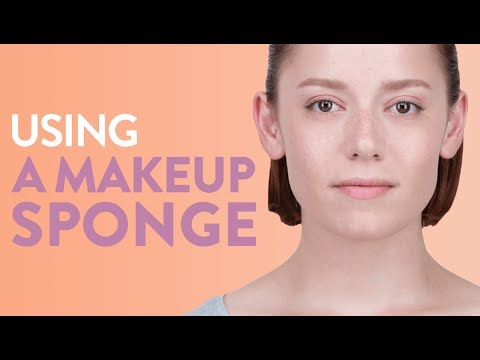 How To Use A Makeup Sponge?