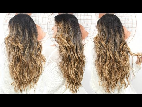 10 MIN BEACH WAVES | Everyday Curl Routine!