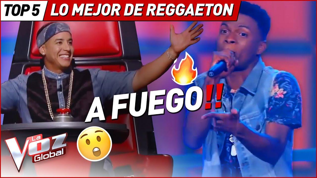 Las MEJORES actuaciones de REGGAETON en La Voz Kids
