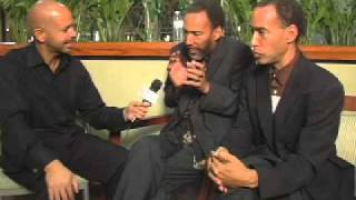 The Mooney Twins Interviewed by A. Omar Muhammad