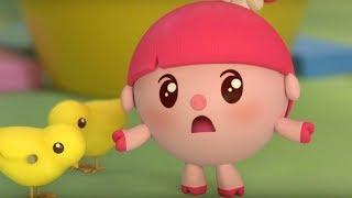 Малышарики - Мелок - серия 80 - обучающие мультфильмы для малышей 0-4
