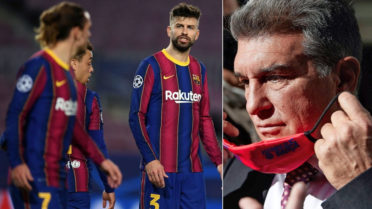 Five BIG names at Barcelona who could be sold under Joan Laporta this summer