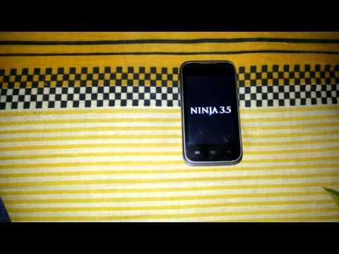 Micromax A54 Hang on ninja fix by hard reset