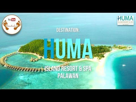Wanderful: Destination – HUMA Island Resort & Spa | Busuanga, Palawan | Philippines
