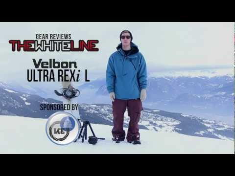 The White Line Crew: Tripod Review (Velbon ULTRA REXi L)