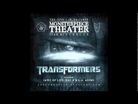Monsterpiece Theater - The Bass Cannon (Transformers)