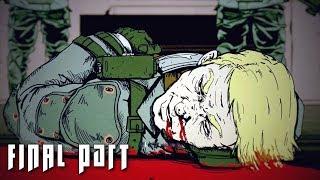 "WOLFENSTEIN 2 THE FREEDOM CHRONICLES ""GUNSLINGER JOE"" ENDING - Walkthrough Gameplay Part 3 (DLC)"