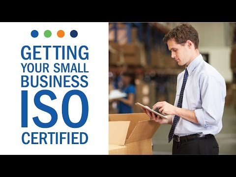 ISO9001 | ISO9000 For Your Small Business