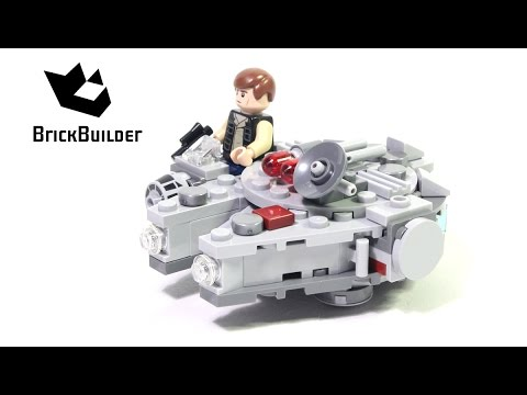 Lego Star Wars 75030 Millennium Falcon - Lego Speed Build
