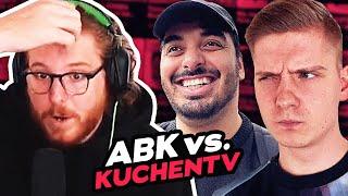 Unge REAGIERT auf ABK vs. KuchenTV BEEF | #ungeklickt