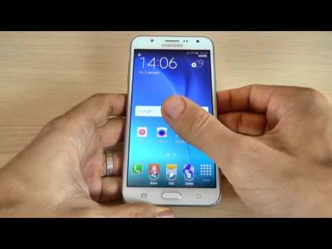 Samsung Galaxy J7 - How to take a screenshot/capture/print screen