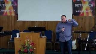 Corey Harper Sermon Teen Challenge Testimonies