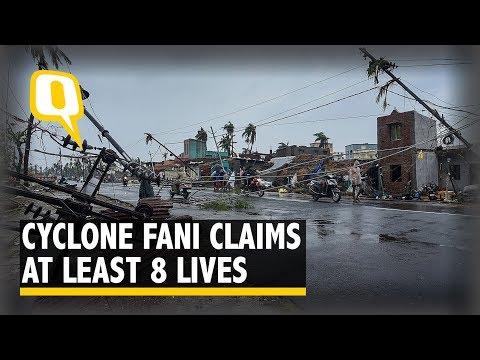 Xxx Mp4 Cyclone Fani Bites Odisha Leaves At Least Eight Dead The Quint 3gp Sex