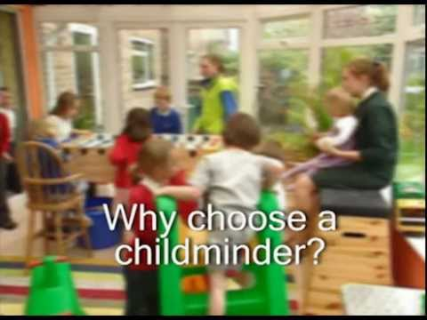 Why choose a childminder?