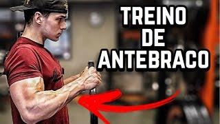 TREINO DE ANTEBRAÇO SIMPLES E EFICAZ! (DICAS VALIOSAS)