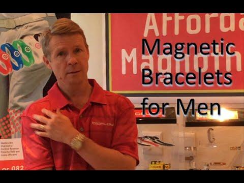 Magnetic Bracelets for Men