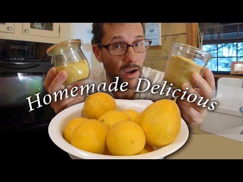 How to Make Lemon Powder - Homemade DIY Seasonings