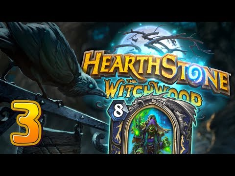 A NEW HERO CARD - AND THE ONLY ONE OF THE SET! - The Witchwood Review #3 - Hearthstone Expansion