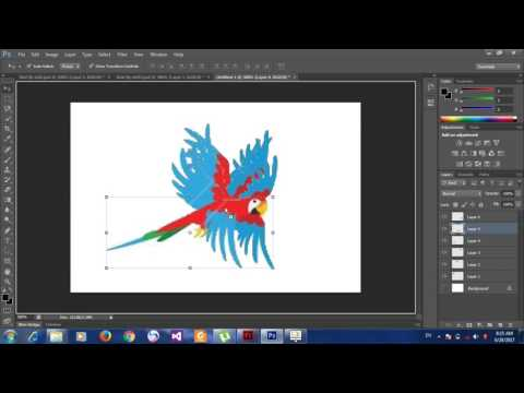 How to Save file gif in Adobe Photoshop CS6