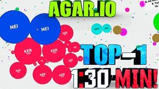 AGAR.IO | TOP1 EN 1 MINUTO!