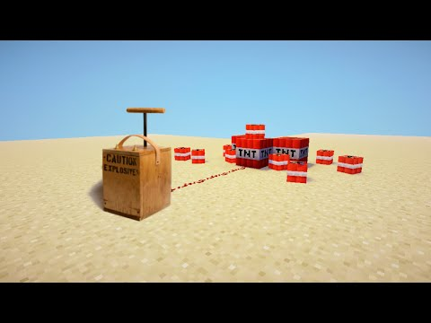 How to make a TNT Detonator Box