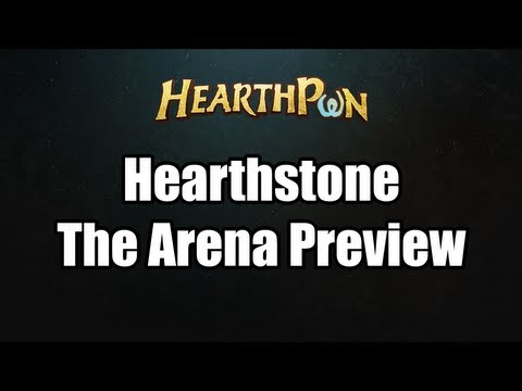 Building a Bad Warlock Deck in the Arena - Hearthstone Beta