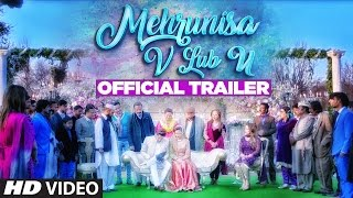 Official Movie Trailer : Mehrunisa V Lub U || Danish Taimoor, Sana Javed, Jawed sheik