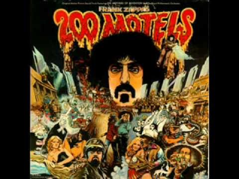 "FRANK ZAPPA- ""What Will This Evening Bring Me This Morning"" LYRICS"
