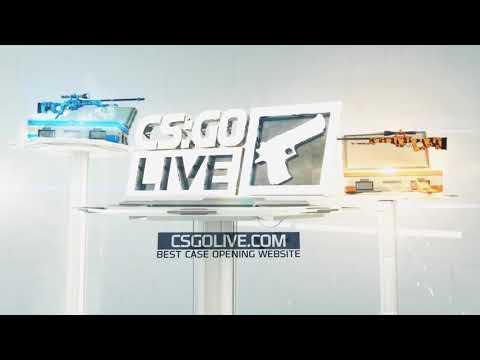 CSGOLIve (FREE SKINS) Promocode --- delko