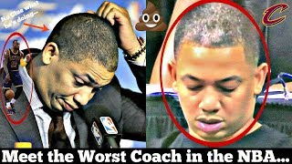 Meet the WORST Coach in the NBA