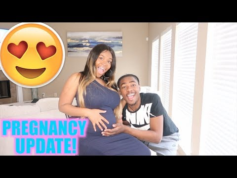 OUR BABY GREW OVERNIGHT (PREGNANCY UPDATE)‼️