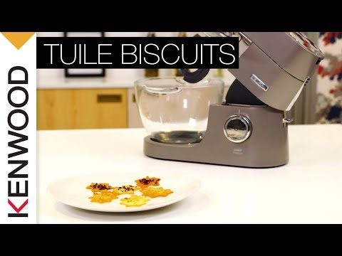Raymond Blanc – Tuile Biscuits