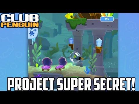 PROJECT SUPER SECRET!!!