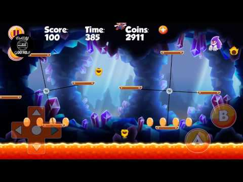 Super Jungle World 🍄 | Level 76 | Super Mario like game